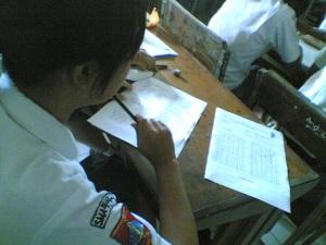 siswa SMA 2 Pati :)